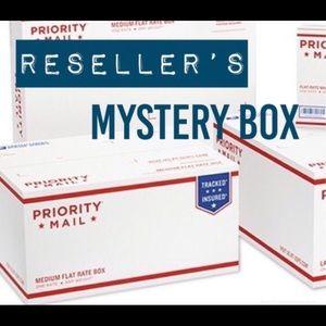 Mystery box 📦 Reseller lot POSHMARK Ebay or ?